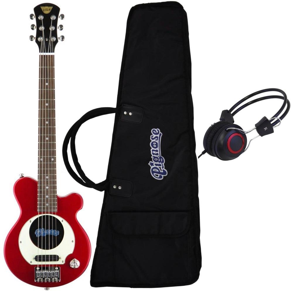 【送料込】【ヘッドホン付】Pignose ピグノーズ PGG-200 CA アンプ内蔵ギター【smtb-TK】