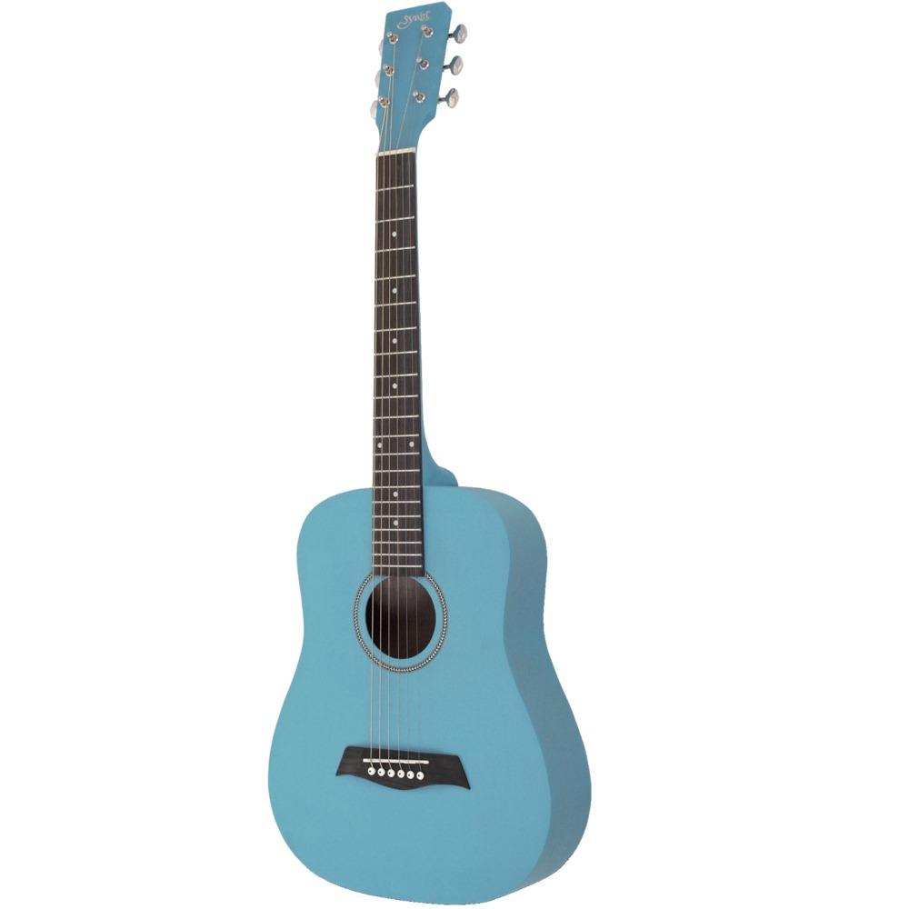 【送料込】S.Yairi/Sヤイリ YM-02/UBL 580mmスケール ミニアコースティックギター 【smtb-TK】