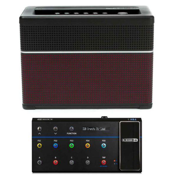 【送料込】【フットコントローラー FBV 3付】LINE6 ラインシックス AMPLIFi 75 Bluetooth搭載 ギターアンプ 75W【smtb-TK】