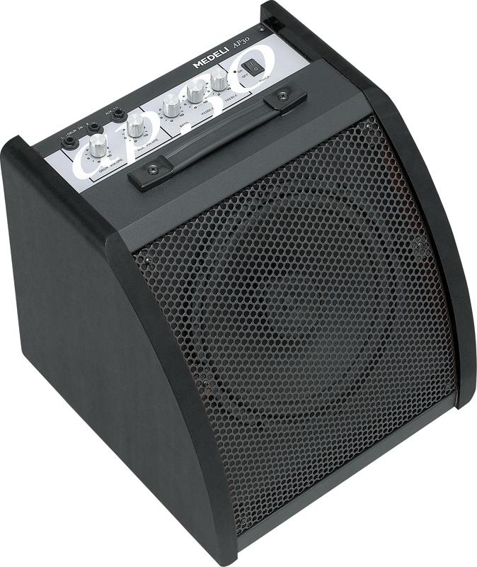 【送料込】【数量限定特価】MEDELI/メデリ AP-30 電子ドラム用モニタースピーカー【smtb-TK】