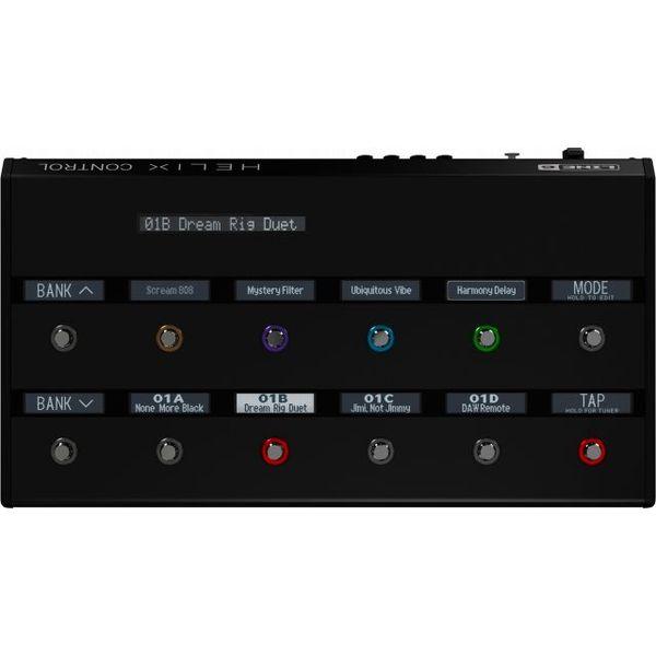 【送料込】LINE6 ラインシックス HELIX CONTROL HELIX RACK専用コントローラー【smtb-TK】