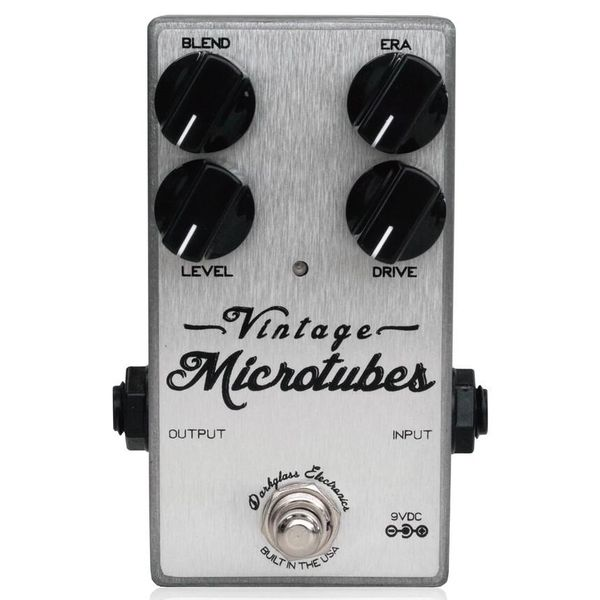 Vintage Overdrive 【送料込】Darkglass Electronics ベース用オーバードライブ【smtb-TK】 Microtubes