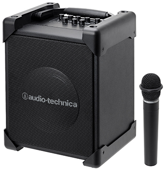 【送料込】audio-technica オーディオテクニカ ATW-SP1910/MIC デジタルワイヤレスアンプシステム/マイク付属【smtb-TK】