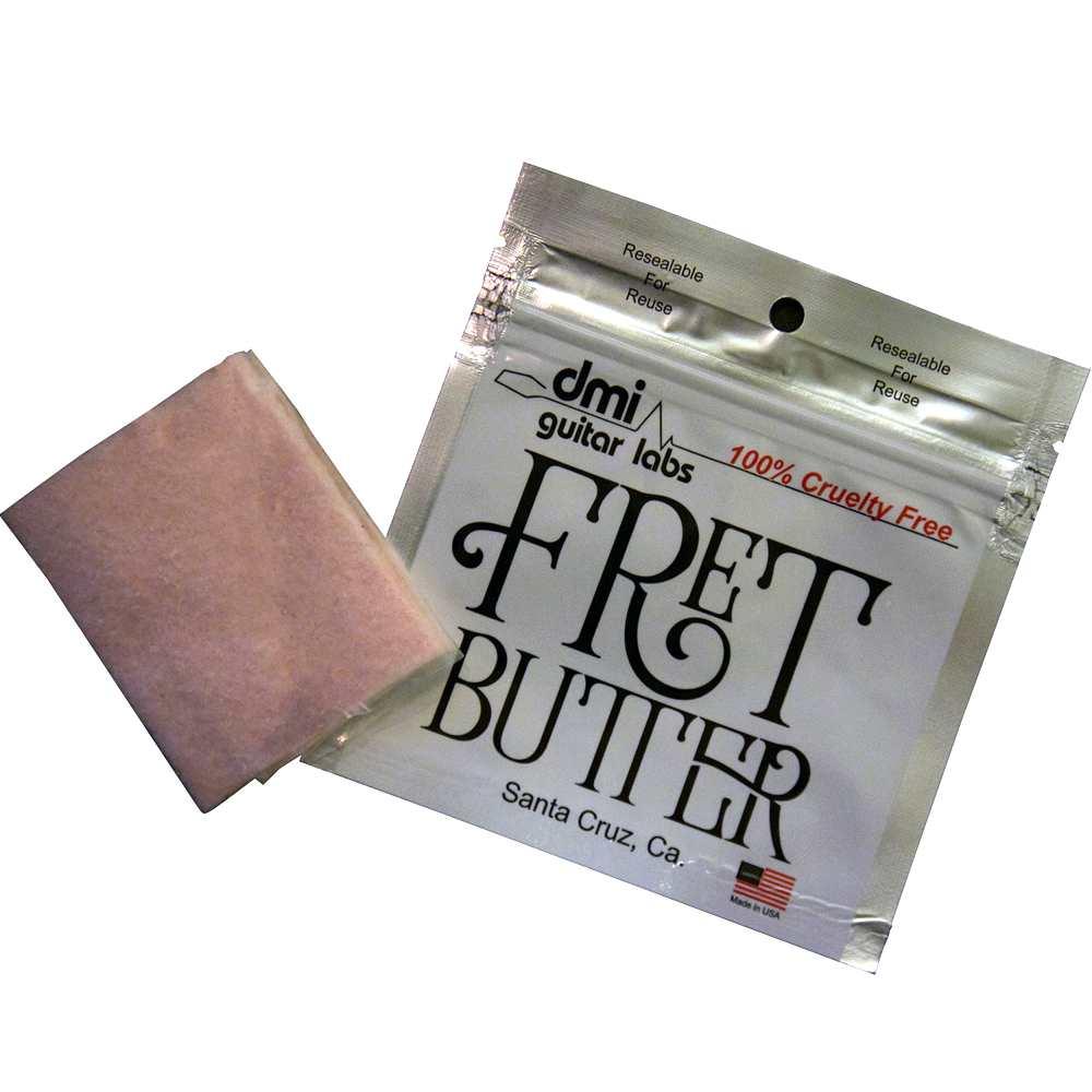 メール便 送料無料 代引不可 人気急上昇 dmi guitar FRET BUTTER お買い得品 フレット磨き専用クロス labs smtb-TK
