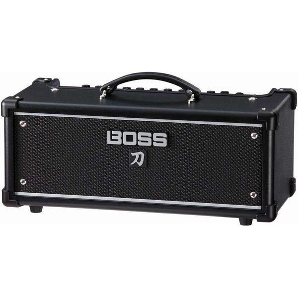 【送料込】BOSS ボス KATANA-HEAD KTN-HEAD Guitar Amplifier BOSSフラッグシップの技を継承する切れ味鋭い本格的ロック・サウンド【smtb-TK】