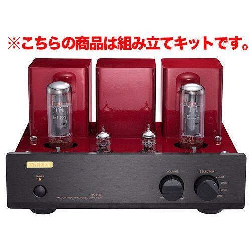 【送料込】TRIODE トライオード TRK-3488 (EL34仕様) プリメインアンプ 組立キット【smtb-TK】
