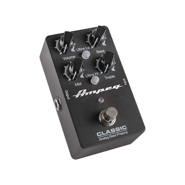 【送料込】Ampeg アンペグ Classic Analog Bass Preamp アナログ・プリアンプ 【smtb-TK】