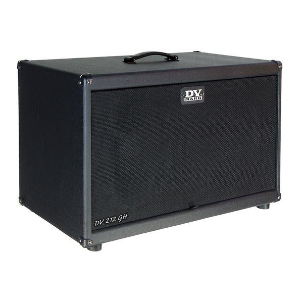 【送料込】DV MARK DV 212 GH DVM-DV212GH 12インチ・ネオクラシック スピーカーx2 搭載 GREG HOWE グレッグハウ・シグネチャー・ギターキャビネット【smtb-TK】