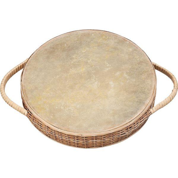 【送料込】Kids Percussion キッズ·パーカッション KP-1030/OD ハンドル付 オーシャンドラム/小【smtb-TK】