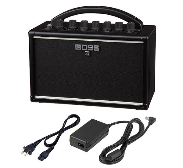 【送料込】【純正ACアダプター/PSB-100付】BOSS ボス KATANA-MINI KTN-MINI Guitar Amplifier 本格的ロック・アンプのDNAをバッテリー駆動のポータブル・アンプに凝縮【smtb-TK】