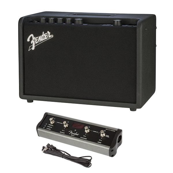 【送料込】【フットスイッチ/MGT-4付】Fender フェンダー Mustang GT 40 デジタルアンプのモダンレジェンドMustang Wi-Fi内蔵 Bluetooth対応 Fender Tone appとマッチング【smtb-TK】