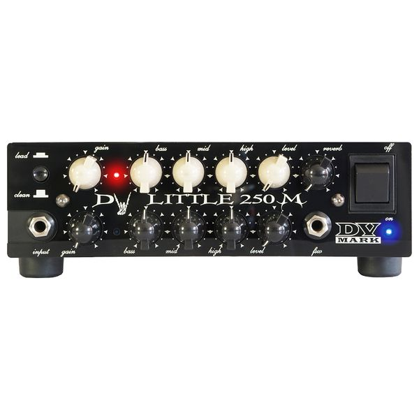 【送料込】DV MARK DV LITTLE 250 M(DVM-L250/M) 250W ギターアンプヘッド【smtb-TK】