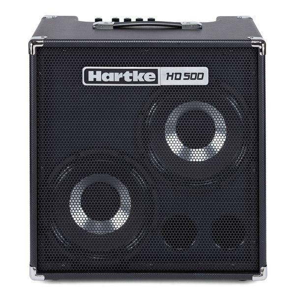 【送料込】【数量限定特価】Hartke ハートキー HD500 10インチ×2 HyDriveスピーカー搭載 ベースアンプ コンボアンプ【smtb-TK】