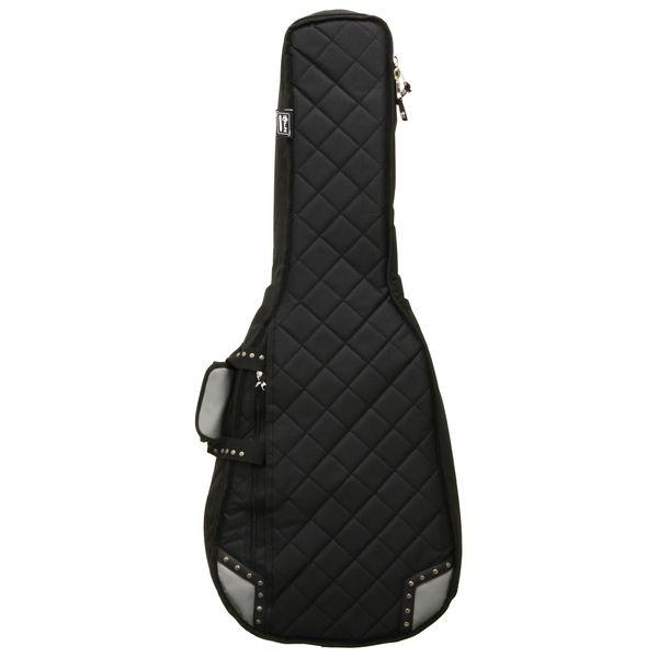【送料込】LORZ LORZ-D BK-Q Quilted Black ドレッドノートタイプ アコースティックギター用ギグバッグ LORZ Skinny LORZ【smtb-TK】