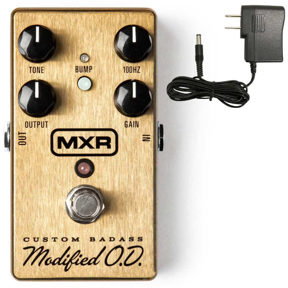 【送料込】【ACアダプター付】【国内正規品】MXR M77/M-77 Custom Badass Modified Over Drive オーバードライブ【smtb-TK】