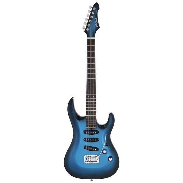 【送料込】AriaProII アリアプロツー MAC-STD/S MBS Metallic Blue Shade エレキギター 【smtb-TK】