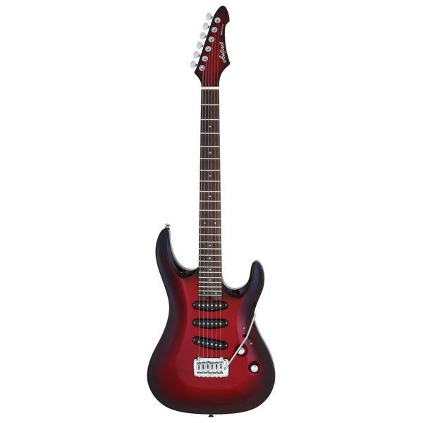 【送料込】AriaProII アリアプロツー MAC-STD/S MRS Metallic Red Shade エレキギター 【smtb-TK】