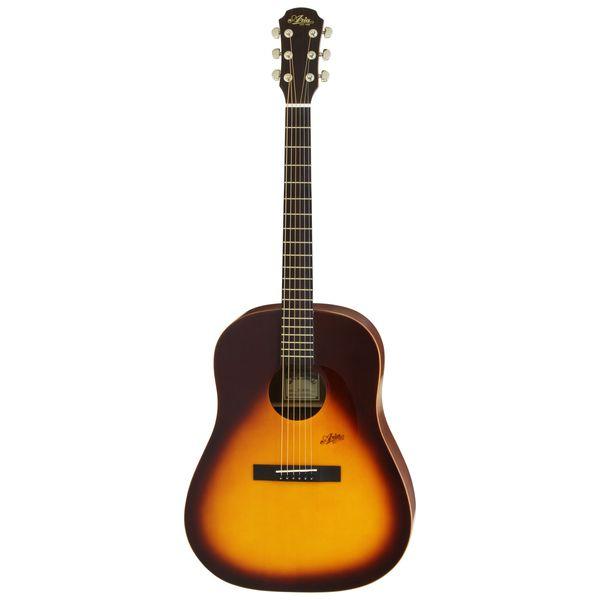 【送料込】【ソフトケース付】ARIA アリア MF-240/MTTS Tobacco Sunburst, Matt 鳴りを追及した シンプルデザイン アコースティックギター 【smtb-TK】