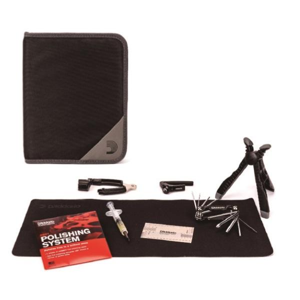 【送料込】D'addario PLANET WAVES PW-EBMK-01 Premium Bass Maintenance Kit ベース用 メンテナンスキット 【smtb-TK】