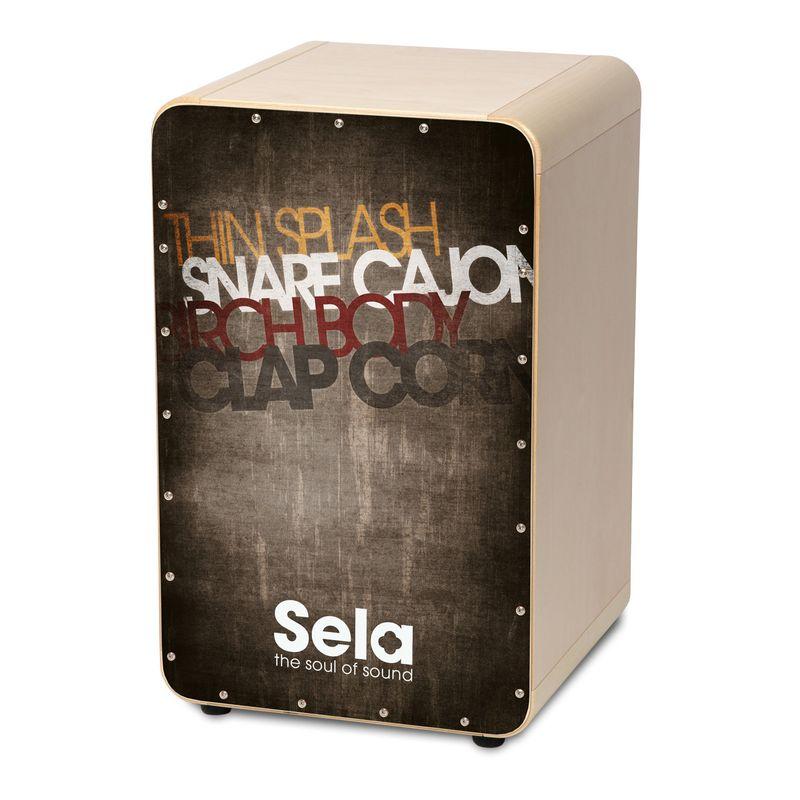 【送料込】Sela CaSela Vintage Grey SE077【smtb-TK】 スネア・カホン【smtb-TK CaSela SE077】, ITALIAのMONO:12fce23e --- officewill.xsrv.jp