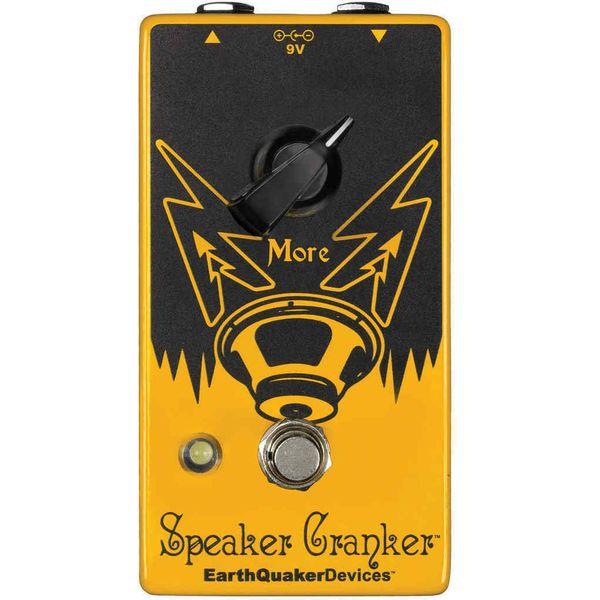 【送料込】EarthQuaker Devices Speaker Cranker オーバードライブ 【smtb-TK】