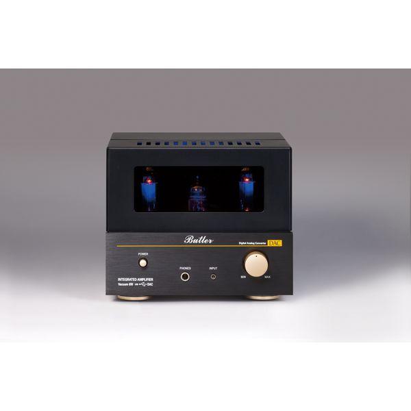 【送料込】Butler Vacuum 6W DAC プリメインアンプ USB DAC搭載 【smtb-TK】