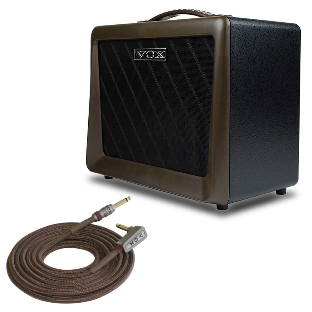 お気に入り 送料込 VOXシールド VAC13付 VOX ヴォックス VX50-AG アコースティック 新色 アンプ ギター smtb-TK 搭載 新真空管 Nutube