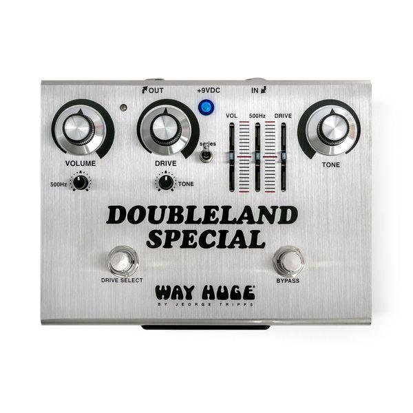 【送料込】【限定モデル】WAY HUGE ウェイヒュージ WHE212 DOUBLELAND SPECIAL Joe Bonamassa シグネチャー オーバードライブ 【smtb-TK】