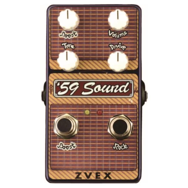 【送料込】Z.VEX '59 Sound Vertical ディストーション【smtb-TK】