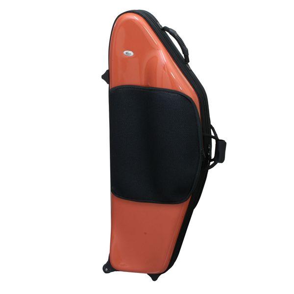 【ポイント7倍】【送料込】bags バッグス EFBS-M.COPPER Low A-Low B♭ バリトンサックス用 ファイバーグラス製 ハードケース【smtb-TK】