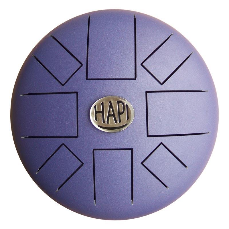 【送料込】HAPI Drum HAPI-D1-P/Deep Purple [Dメジャー] スティール・タング・ドラム 【smtb-TK】
