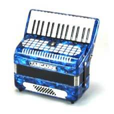 【送料込】TASCANNIタスカーニJH2002J.BLUE30鍵/32ベースアコーディオン【smtb-TK】