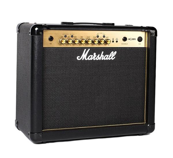 【限定Marshallピック2枚付】【送料込】Marshall マーシャル MG30FX Gold 正規輸入品【smtb-TK】