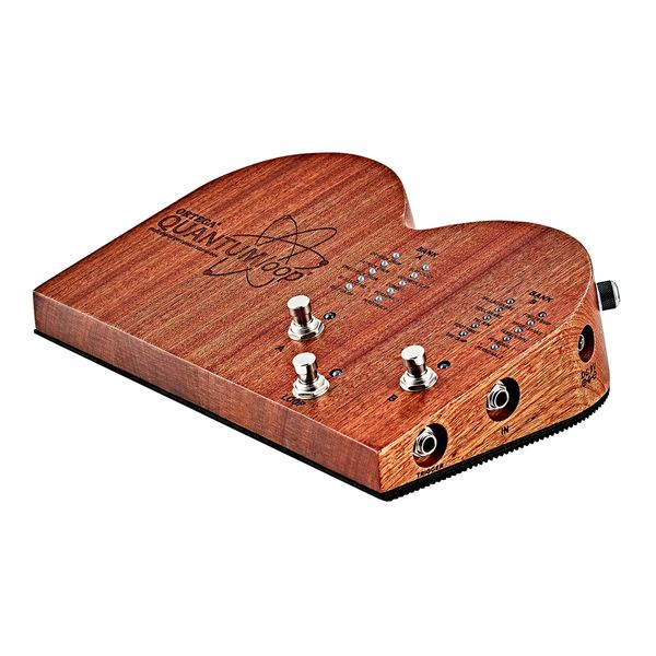 【送料込】ORTEGA オルテガ QUANTUMLOOP 20のサウンドサンプル&ルーパー機能搭載 ストンプボックス STOMP BOX EFFECT SERIES【smtb-TK】