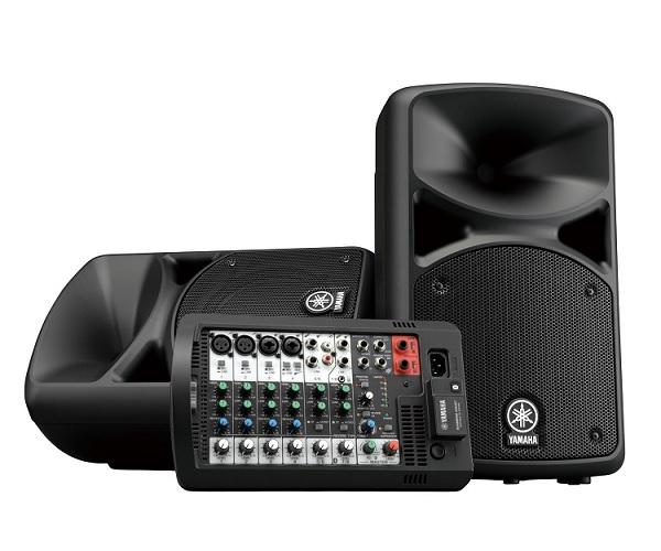 【送料込】YAMAHA ヤマハ STAGEPAS 400BT コンパクトハイパワー高音質ポータブルPAシステム【smtb-TK】