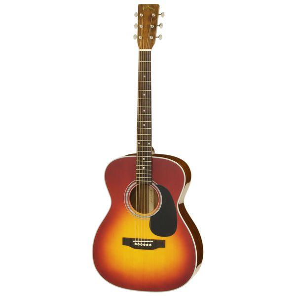 <title>送料込 ケース付 ARIA 格安激安 アリア AF-40LTD CS Cherry Sunburst Solid Sitka Spruce トップ フォークタイプ アコースティックギター smtb-TK</title>