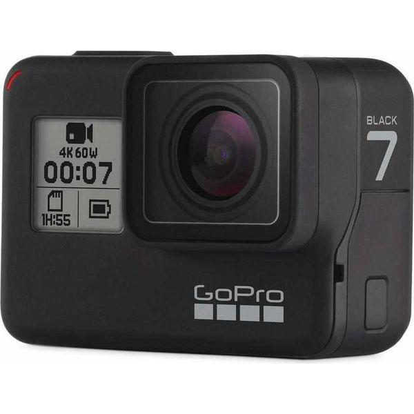 【ポイント10倍】【送料込】GoPro CHDHX-701-FW HERO7 Black ウェアラブル・カメラ  【smtb-TK】