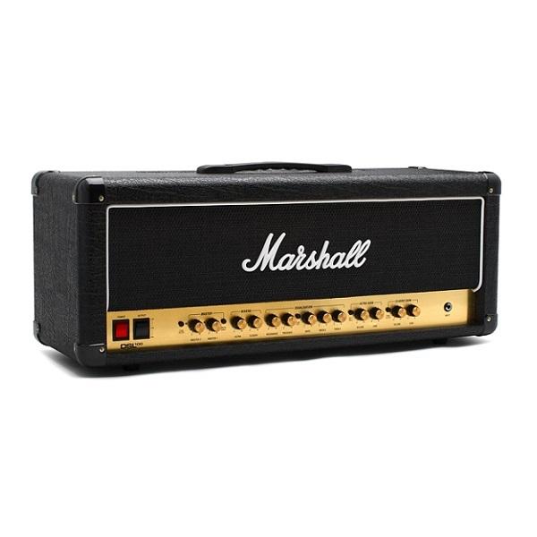 【限定Marshallピック2枚付】【送料込】Marshall マーシャル DSL100H アンプヘッド 正規輸入品 国内正規品【smtb-TK】