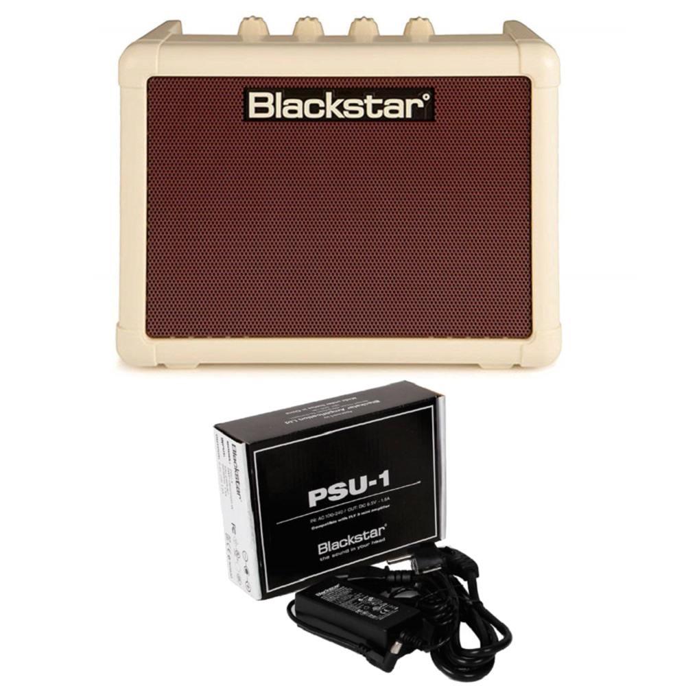 【送料込】【純正アダプター/FLY-PSU付】Blackstar ブラックスター FLY3 VINTAGE ミニ・ギターアンプ【smtb-TK】