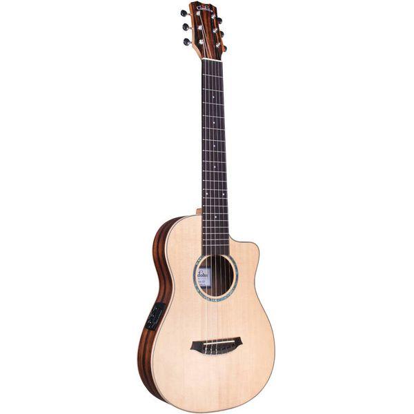 【送料込】Cordoba コルドバ Mini II EB-CE ピックアップ搭載 コンパクトボディ ミニ クラシックギター エレガット 【smtb-TK】