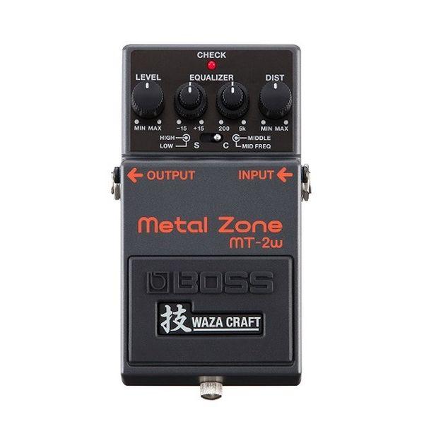 【送料込】BOSS ボス MT-2W Metal Zone WAZA CRAFT 日本製【smtb-TK】