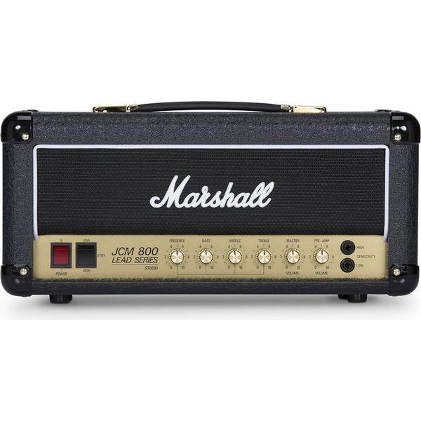【送料込】【限定Marshallピック2枚付】Marshall マーシャル Studio Classic SC20H スピーカーケーブル付属 アンプヘッド 正規輸入品【smtb-TK】