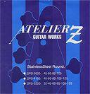 【メール便・送料無料・代引不可】【2セット】ATELIER Z アトリエZ SPS-3300 [45-105] ステンレス ベース弦【smtb-TK】