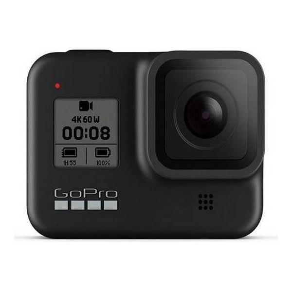 【ポイント9倍】【送料込】GoPro CHDHX-801-FW HERO8 BLACK ウェアラブル・カメラ【smtb-TK】