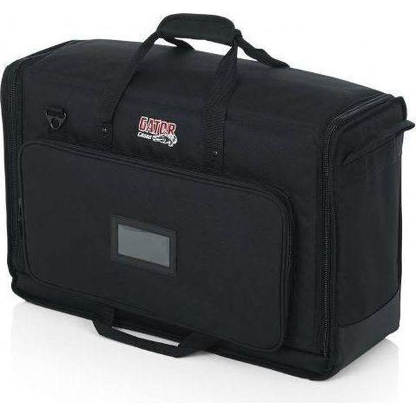 【送料込】GATOR ゲーター G-LCD-TOTE-SMX2 LCD tote bag / 19-24インチ LCDスクリーンx2枚用 バッグ【smtb-TK】