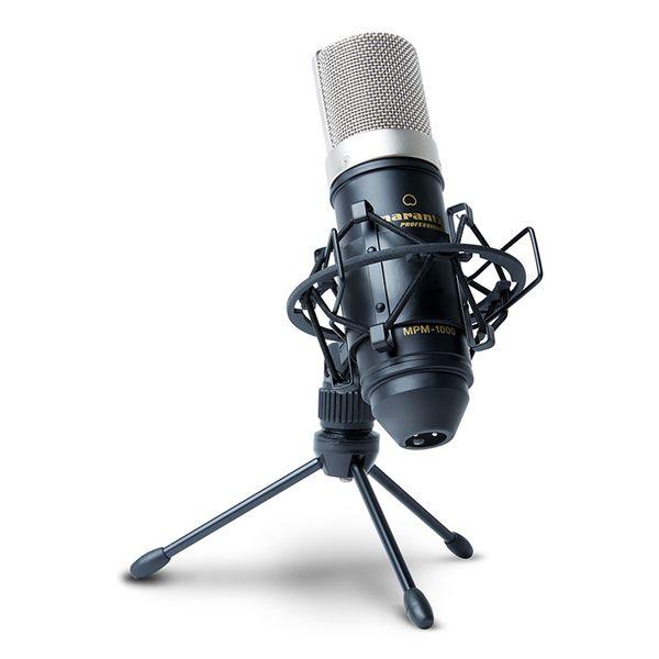 あす楽 送料込 保証 Marantz Professional 注目ブランド MPM1000J smtb-TK MPM1000 大口径ダイアフラム コンデンサーマイクロホン