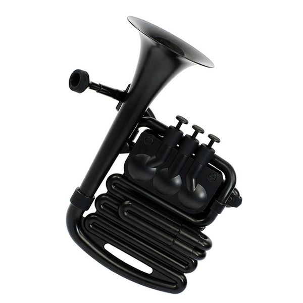 【送料込】NUVO ヌーボ N610JHBBK jHorn ブラック/ブラック プラスチック製 管楽器 【smtb-TK】
