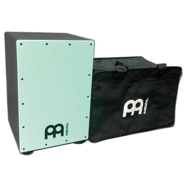 使い勝手の良い 送料込 限定カラー MEINL MCAJ100BK-SF+ smtb-TK バッグ付属 スネアカホン 全品最安値に挑戦