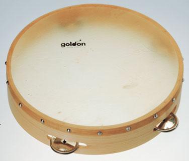 【送料込】goldon/ゴールドン GD35330 タンバリン/L【smtb-TK】