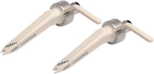 【送料込】【Concorde カートリッジ×2個パック】ortofon/オルトフォン 《DJ》 カートリッジ Concorde Twin Elektro【smtb-TK】